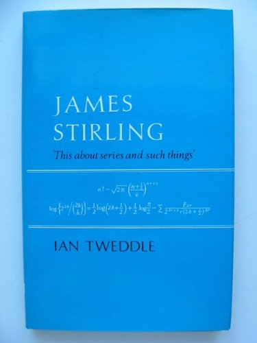 James Stirling. 'This about series and such things.' A discussion of the later work of ...