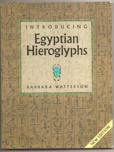 9780707307381: Introducing Egyptian Hieroglyphs