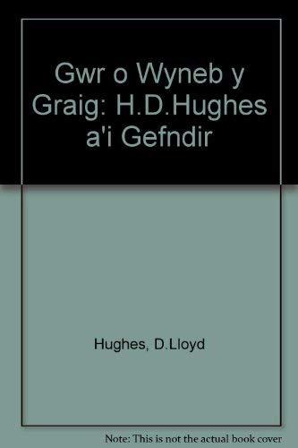 9780707402277: Gwr o Wyneb y Graig: H.D.Hughes a'i Gefndir (Welsh Edition)