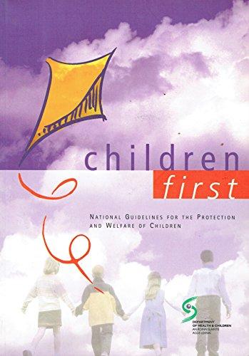 9780707662640: Children First 1999