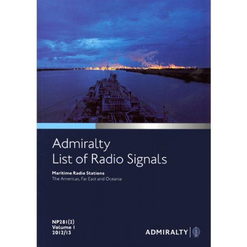 9780707719771: ALRS Volume 6 Part 1 - Pilot Services, Vessel Traffic Services & Port Operations: United Kingdom and Europe, Excluding Arctic, Baltic and ... NP286/1 (Admiralty List of Radio Signals)