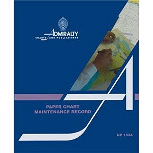 9780707740812: Paper Chart Maintenance Record: NP133A