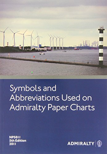 9780707741253: Symbols and Abbreviations Used on Admiralty Charts (Admiralty Reference Publications)