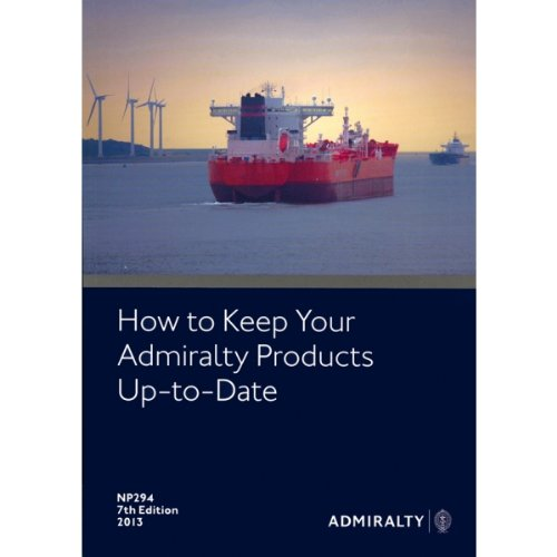 9780707741475: How to Keep Your Admiralty Charts Up-to-Date (Admiralty Reference Publications)