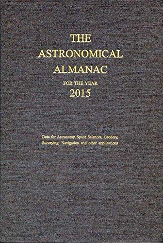 9780707741499: The Astronomical Almanac 2015 (Admiralty Almanac)