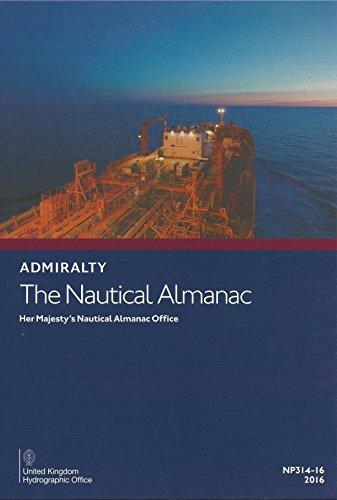 9780707741598: Nautical Almanac 2016 (Admiralty Almanacs)