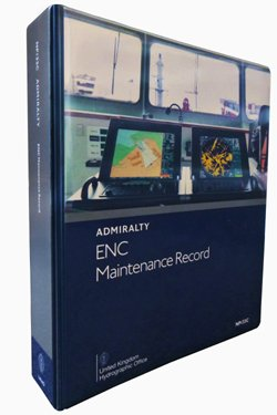 9780707741604: ENC Maintenance Record: Part C (Admiralty Reference Publications)