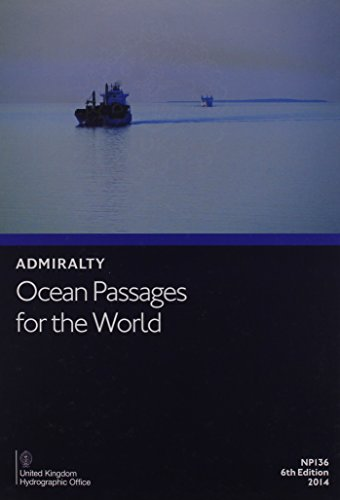 9780707741611: Ocean Passages for the World (Admiralty Routing and Voyage Planning Publications)