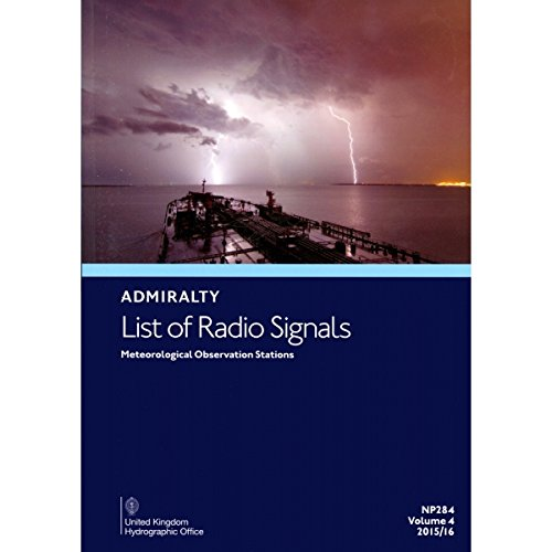 9780707744247: Admiralty List of Radio Signals: Volume 4: Meteorological Stations