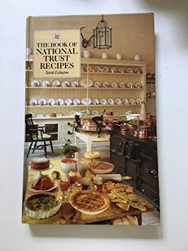 9780707800929: The Book of National Trust Recipes