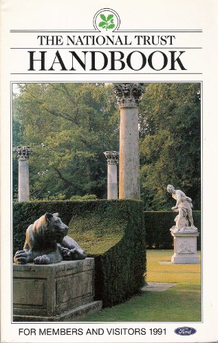 The National Trust Handbook (National Trust Handbook: A Guide for Members & Vistors): The ...