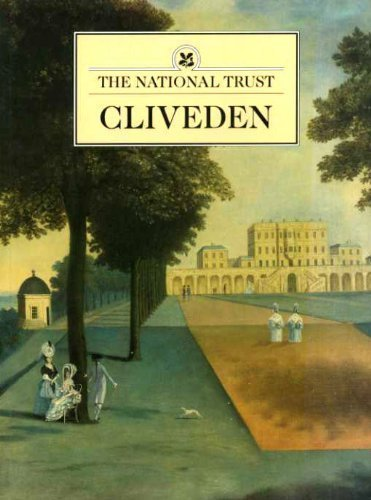 Cliveden (National Trust Guidebooks): Marsden, Jonathan