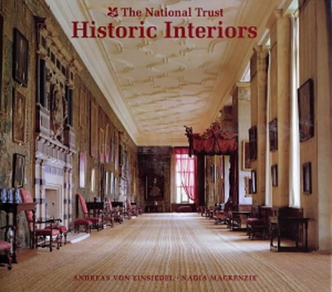 Historic Interiors: A Photographic Tour (9780707803500) by Willes, Margaret