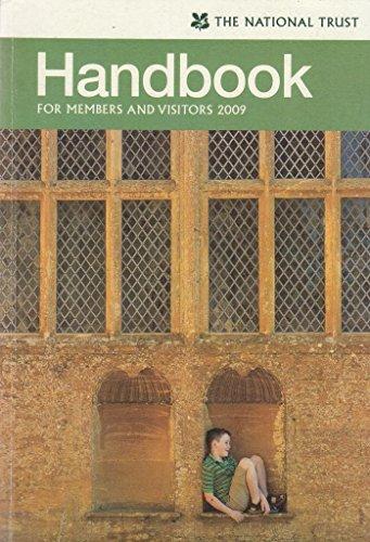 9780707804071: The National Trust Handbook 2009