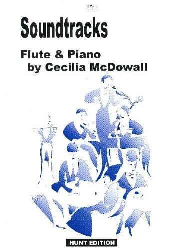 9780708002513: Soundtracks for flute & piano
