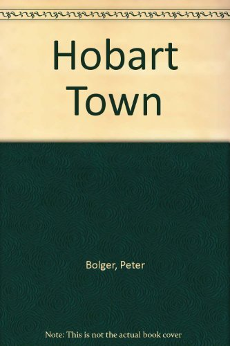 9780708100721: Hobart Town