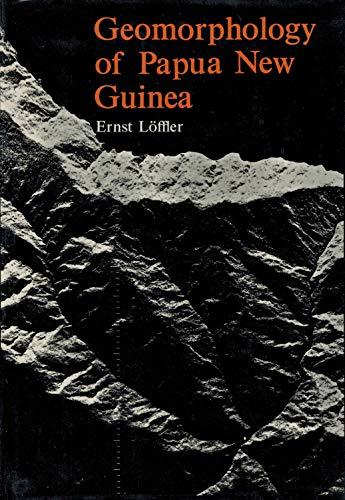 9780708104101: Geomorphology of Papua New Guinea