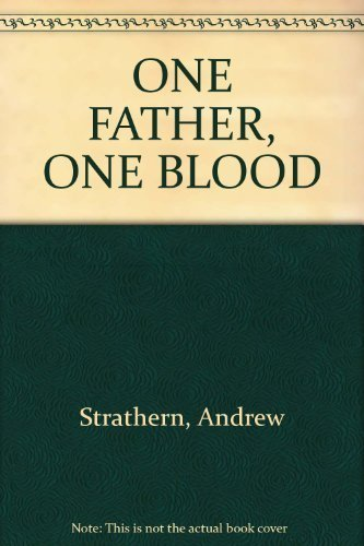 9780708106990: One father, one blood;: Descent and group structure among the Melpa people