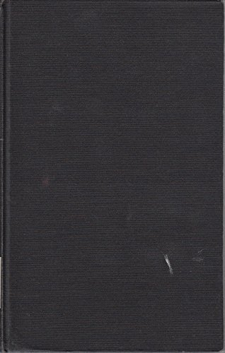 Shadow of dispute; aspects of Commonwealth-State relations, 1901-1910: Wright, D. I