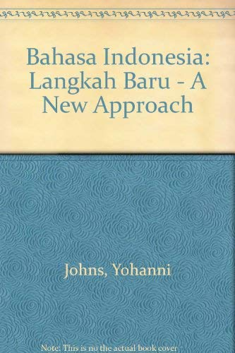 9780708114568: Bahasa Indonesia: Langkah Baru - A New Approach