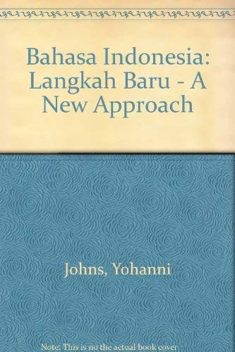 9780708114568: BAHASA INDONESIA: Book Two - Langkah Baru: A New Approach