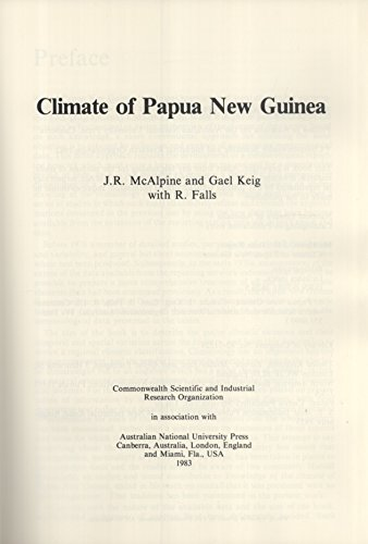 9780708116203: Climate of Papua New Guinea