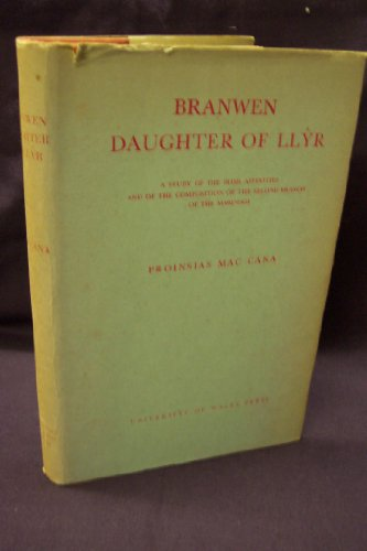 9780708303139: Branwen Daughter of Llyr