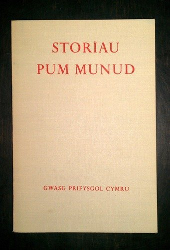 9780708304167: Storiau Pum Munud