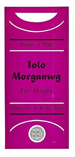 9780708306093: Iolo Morganwg (Writers of Wales)