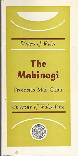 9780708306550: The mabinogi (Writers of Wales)