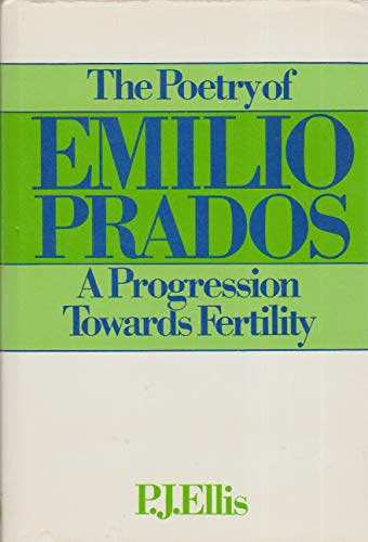 9780708307861: The Poetry of Emilio Prados