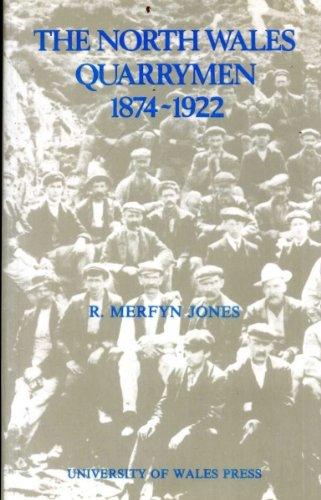 9780708308295: North Wales Quarrymen (Studies in Welsh History)