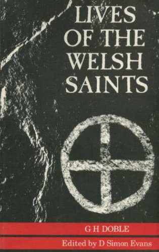 9780708308707: Lives of the Welsh Saints