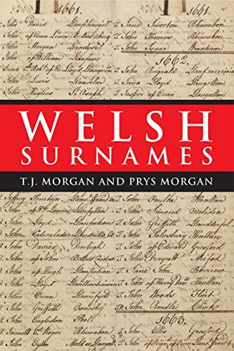 9780708309360: Welsh Surnames
