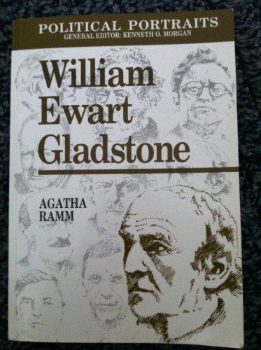 William Ewart Gladstone (University of Wales Press: Ramm, Agatha