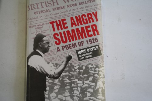 9780708310809: The Angry Summer: A Poem of 1926