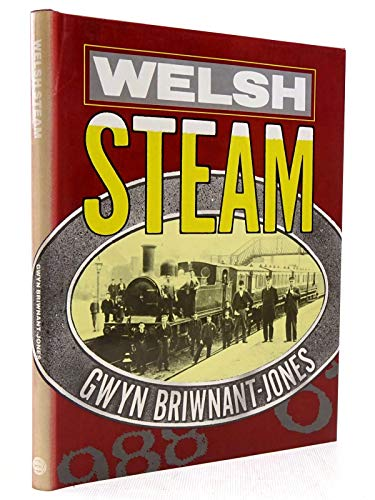 9780708311141: Welsh Steam: Railway Photographs at the National Library of Wales