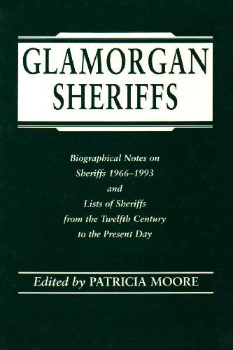Glamorgan Sheriffs (Hardback)