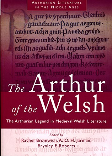 9780708313077: Arthur of the Welsh: The Arthurian Legend in Medieval Welsh Literature