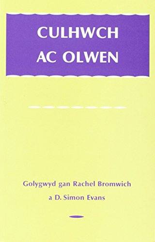 9780708313473: Culhwch ac Olwen