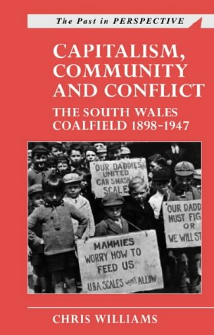 9780708314739: Capitalism, Community and Conflict: The South Wales Coalfield, 1898-1947 (University of Wales Press - Past in Perspective)