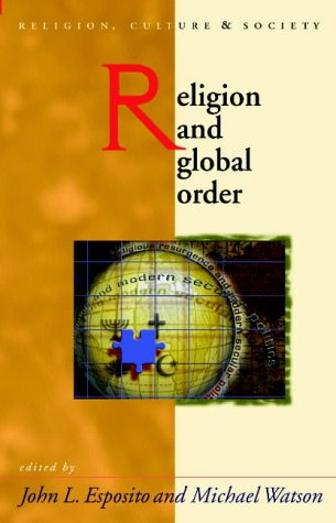 9780708315255: Religion and Global Order (University of Wales Press - Religion, Culture, and Society)