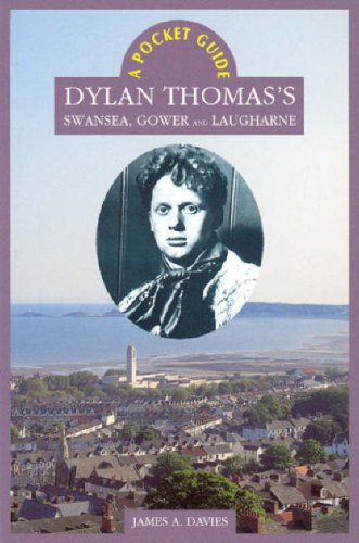 9780708316283: A Pocket Guide: Dylan Thomas's Swansea, Gower and Laugharne