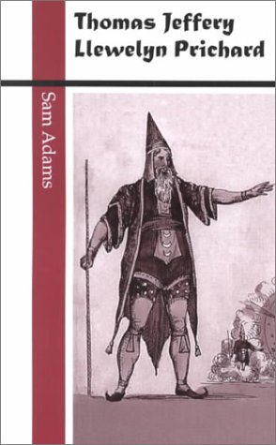 9780708316450: T. J. Llewelyn Prichard (University of Wales Press - Writers of Wales)