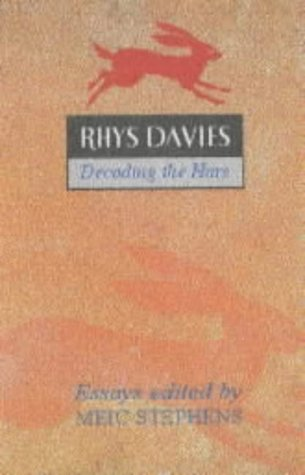 Rhys Davies: Decoding the Hare: Critical Essays