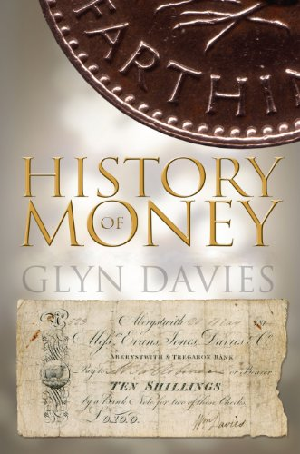 9780708317174: A History of Money: From Ancient Times to the Present Day