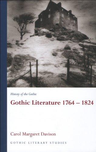 9780708320457: History of the Gothic: Gothic Literature 1764-1824 (Gothic Literary Studies) (v. 1)