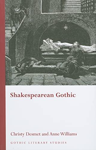 9780708320921: Shakespearean Gothic