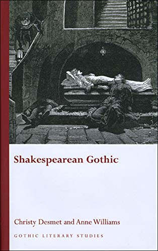 9780708320938: Shakespearean Gothic