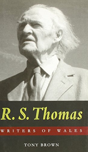 R. S. Thomas (University of Wales Press - Writers of Wales) (0708321933) by Tony Brown